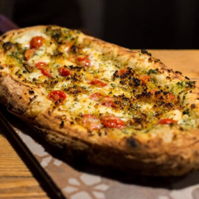 Menu Ozio Gastronomico Pizzeria Palermo