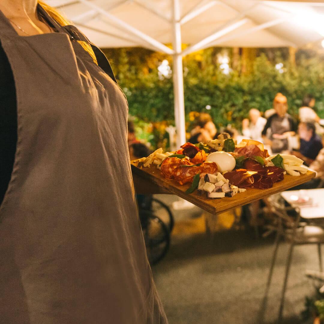 Ozio Gastronomico prenota pizzeria palermo